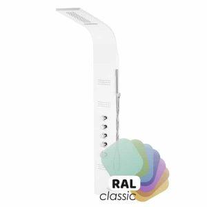 CORSAN Panel Prysznicowy Akoja A-025 wybierz dowolny kolor