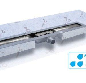 Odpływ Liniowy I-DRAIN ONE ABS Linear 54 100 cm + 1 syfon